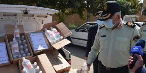 انهدام ۹ باند قاچاق مواد مخدر در غرب تهران/ ۹۰ میلیارد کالای قاچاق کشف شد