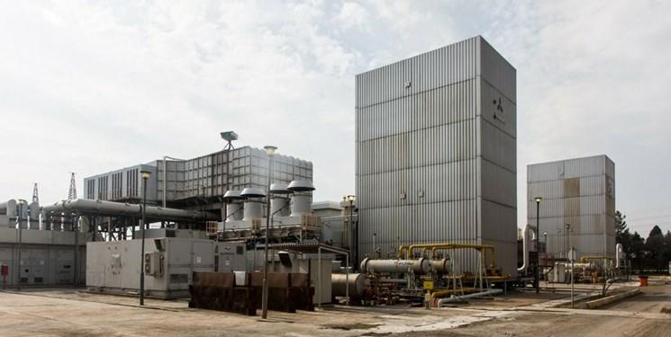 تولید برق نیروگاه ری ۷ درصد افزایش یافت