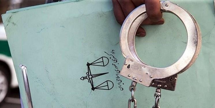 سرقت نافرجام از یک طلافروشی/ سارق مسلح در کمتر از۳ ساعت دستگیرشد
