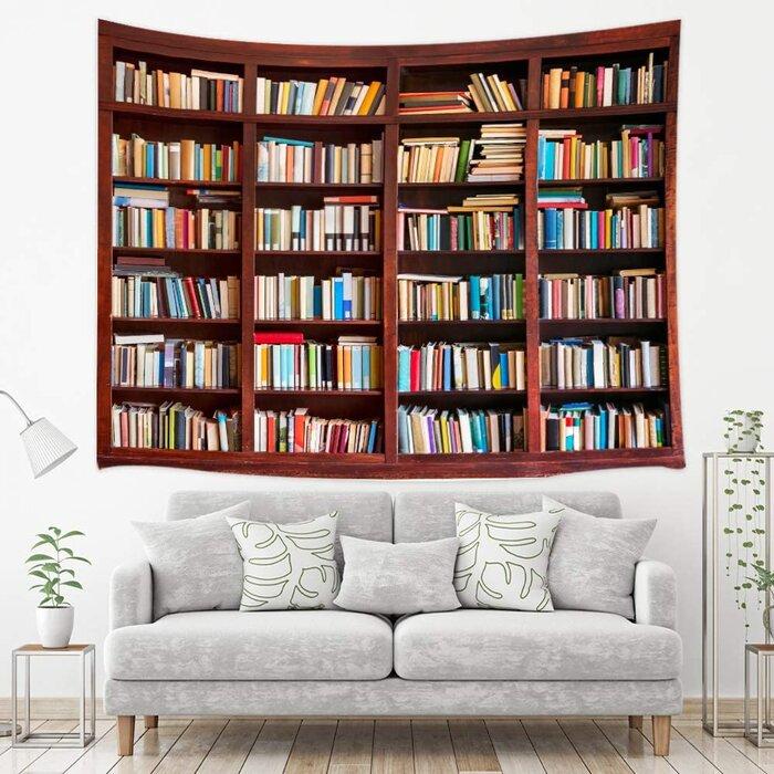کتابخانه شخصی را چگونه طراحی کنیم؟